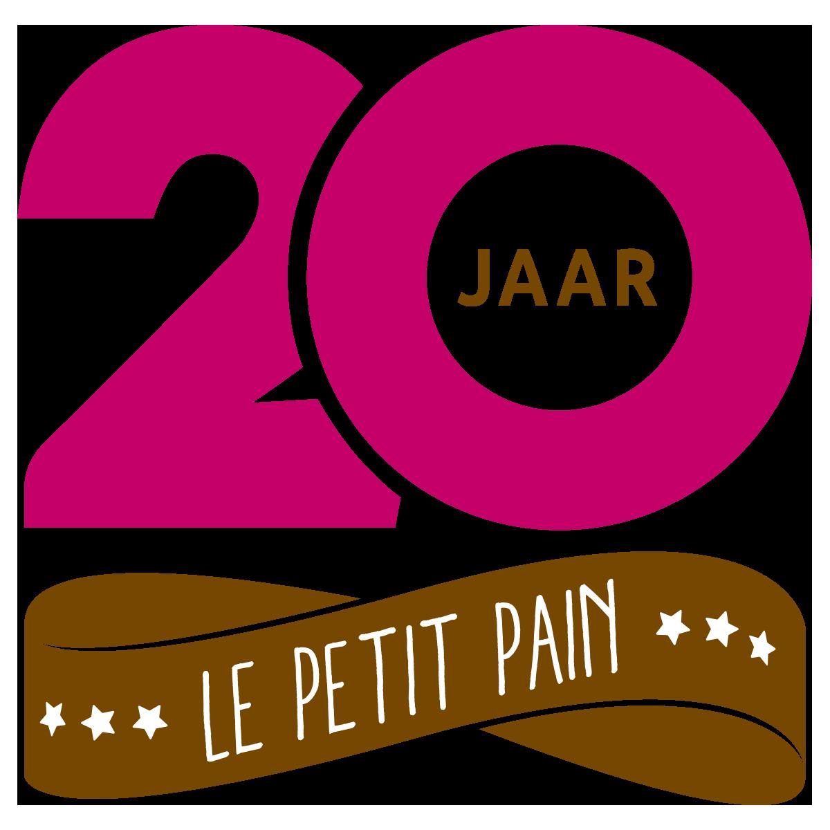 20 jaar Le Petit Pain